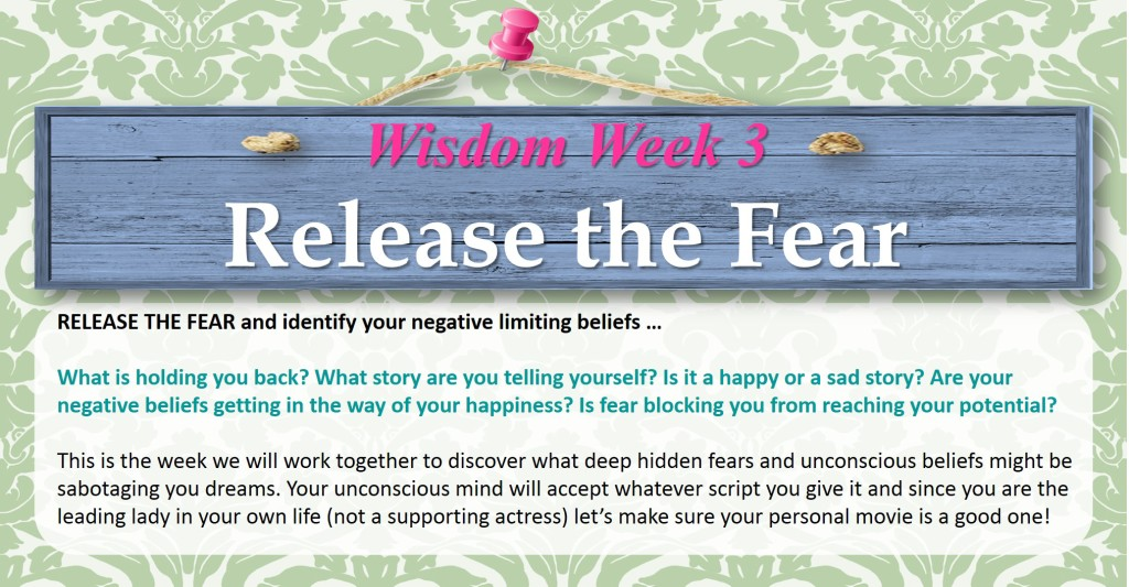 Wise Woman Week 3
